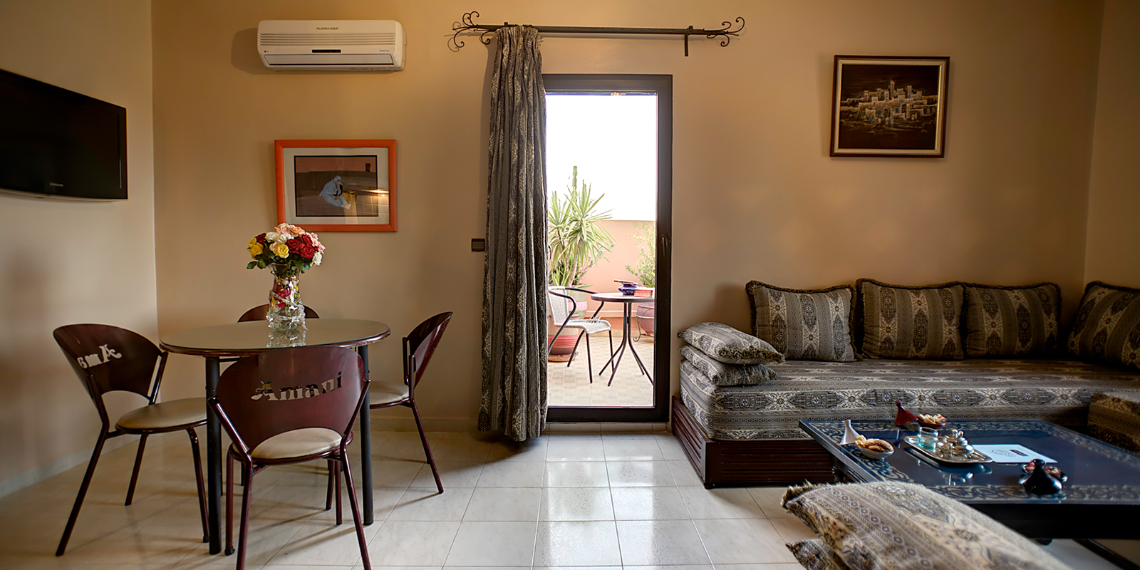 Carrelage Salle De Bain Sur Parquet Bois ~ Suites Seniors H Tel Amani