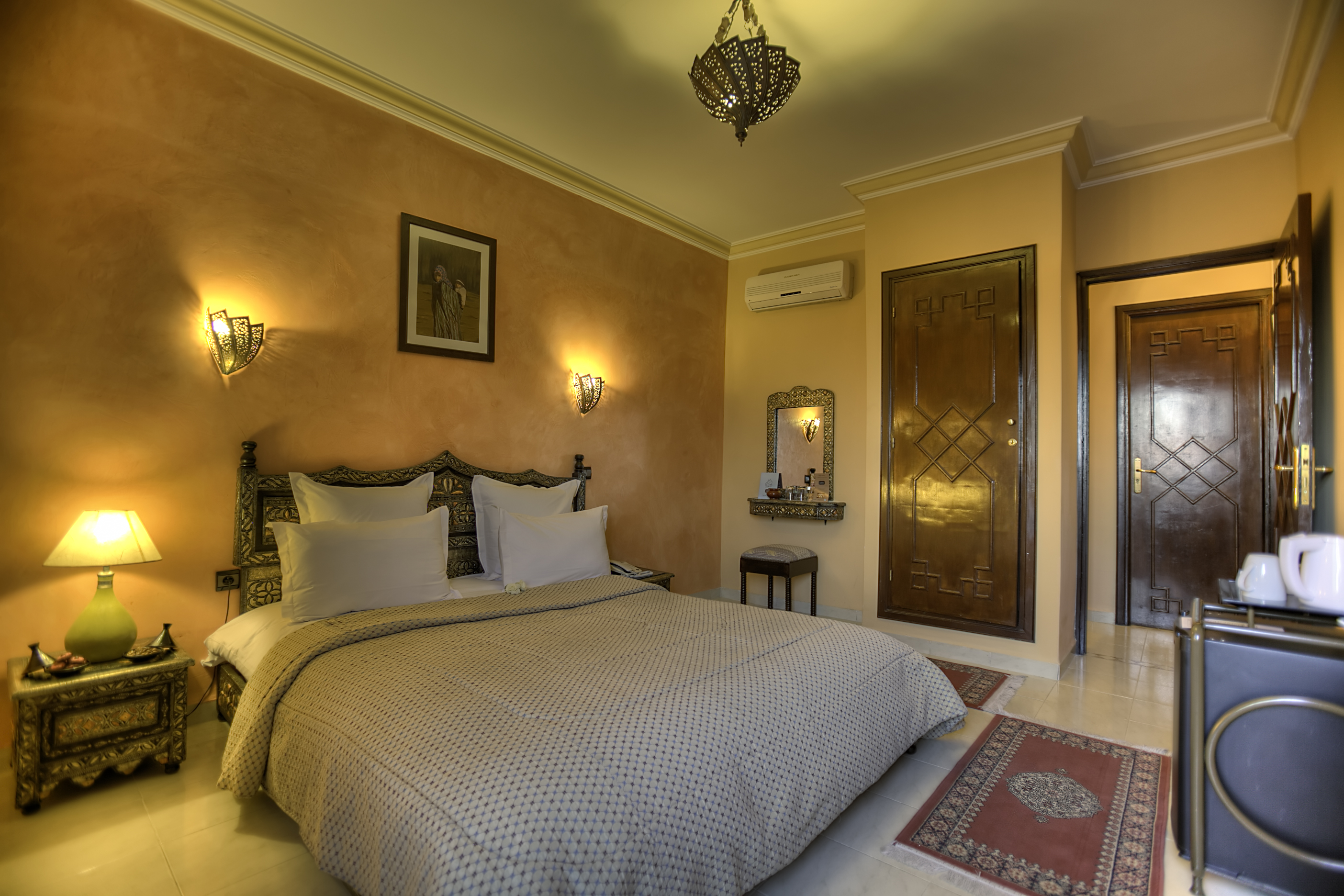 Suites juniors h tel amani for Chambre d artisanat marrakech