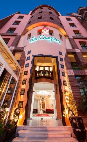 Lecaspien-Hôtel dispose de nombreux services uniques et distinctifs tels que les suites et club de santé ainsi que des restaurants intégrés et d'un café et d'autres…